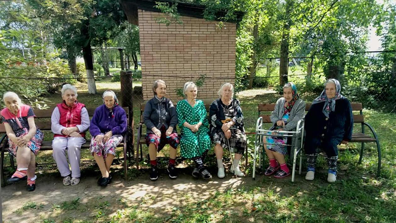 Солидный возраст дом престарелых дом престарелых в марфино