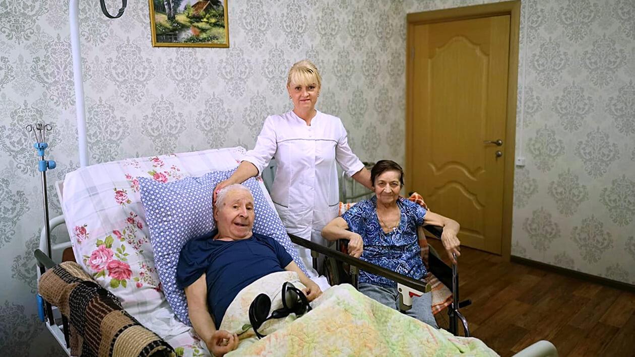 Дом престарелых в клину сайт пансионат для пожилых свердловская обл